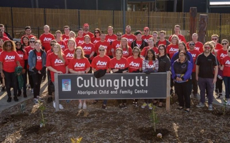Cullunghutti Aboriginal and Family Centre has been given a makeover
