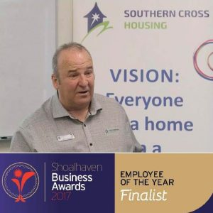 Eric Coulter – Employee of the year finalist