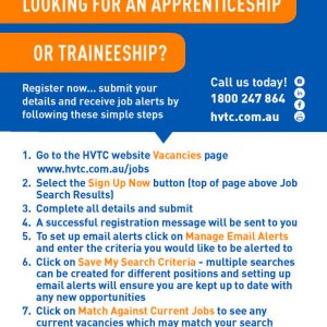 HVTC – Quality apprentices and trainees