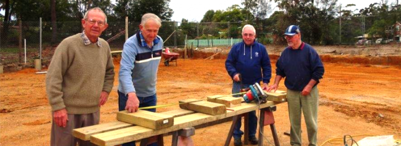 The Ulladulla Men's Shed