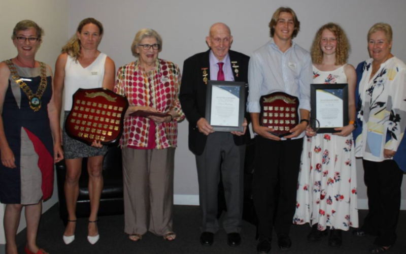 SCH DIRECTOR ANNOUNCED SHOALHAVEN CITIZEN OF THE YEAR