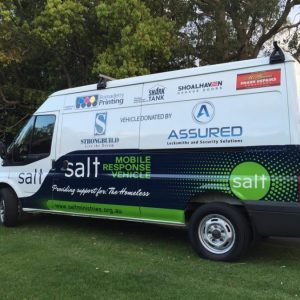 SALT MOBILE RESPONSE UNIT LAUNCHED!