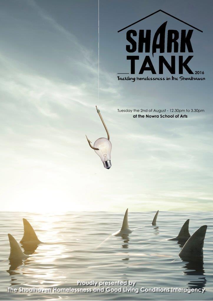 The Shoalhaven Shark Tank for 2016