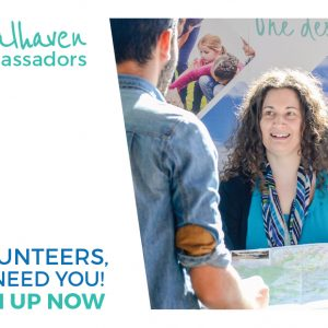 Volunteer Ambassadors Wanted