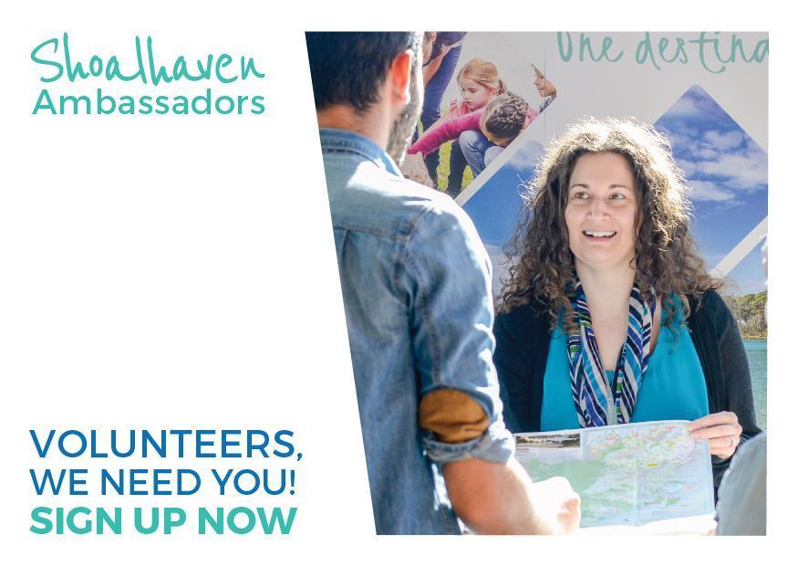 Volunteer Ambassadors Wanted