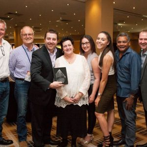 NSW Affordable Housing Conference Award Winner